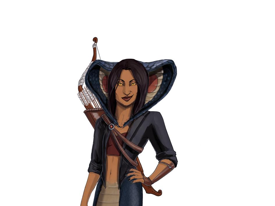 Yaun-ti Character