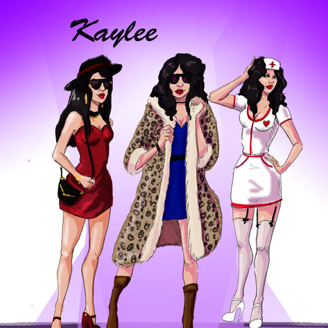 Kaylee Character Design