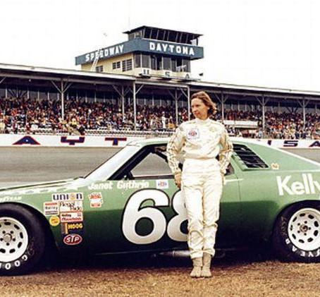 The Great Women of Motorsport - Janet Guthrie