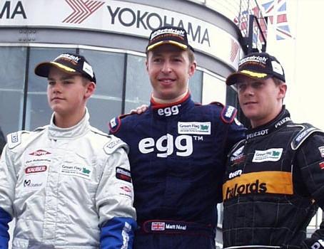 Neal Wins 2002 Opener