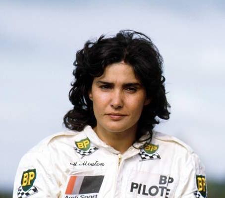 The Great Women of Motorsport - Michele Mouton