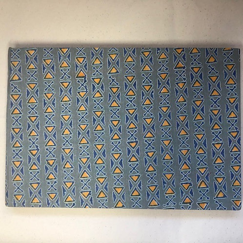 SBA409 Sketchbook Landscape A4- handmade paper