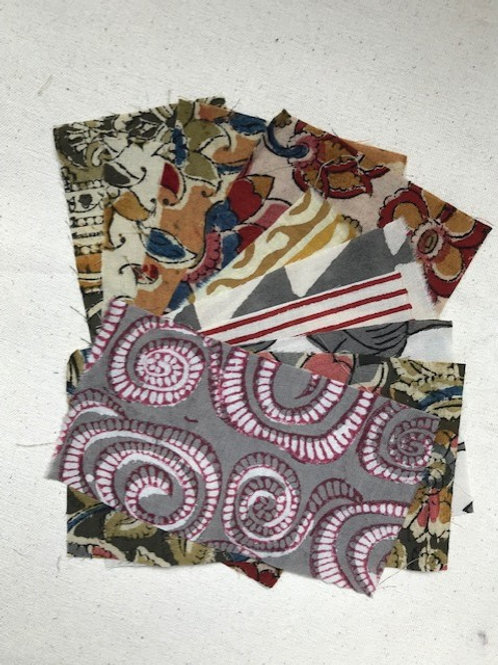 Surprise swatch bundle - Natural dye