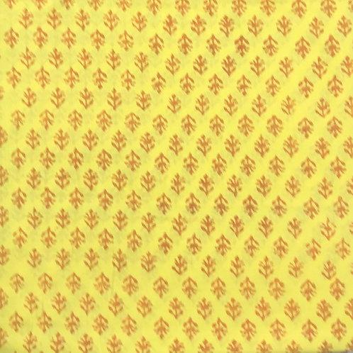 P4039 Paudha Yellow swatch