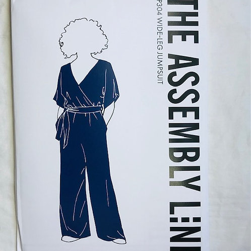 The Assembly Line Jumpsuit