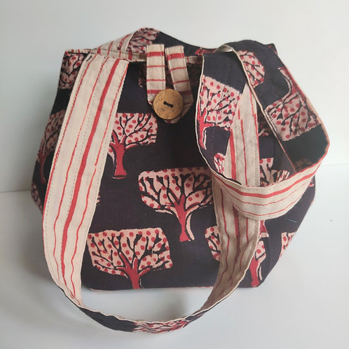 The Loha Bag - Red Berries