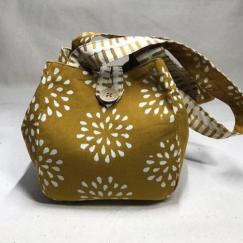 The Loha Bag - Mustard Splash