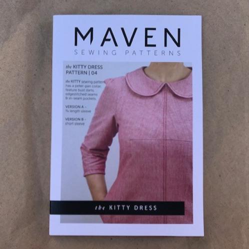 Maven The Kitty Dress