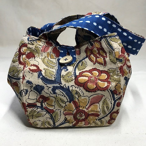 The Loha Bag - Kalamkari