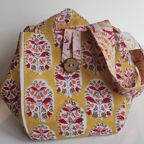 The Loha Bag - Videshee Mustard