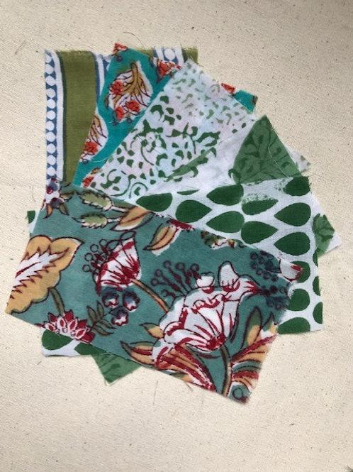 Luckydip Swatch bundle - Pigment dye