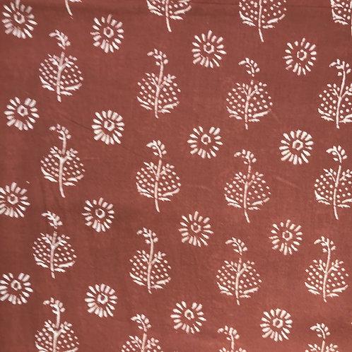 P4073  Aayushi pink brown