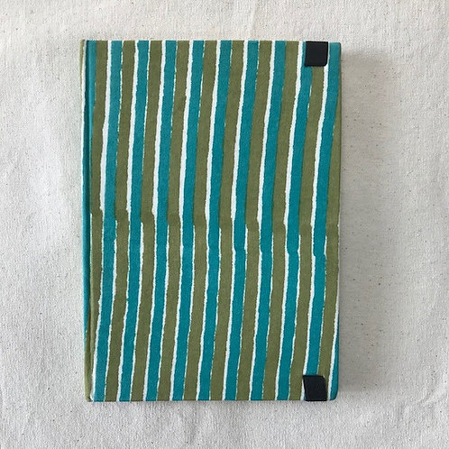 NBLA502 Lined Note Book A5