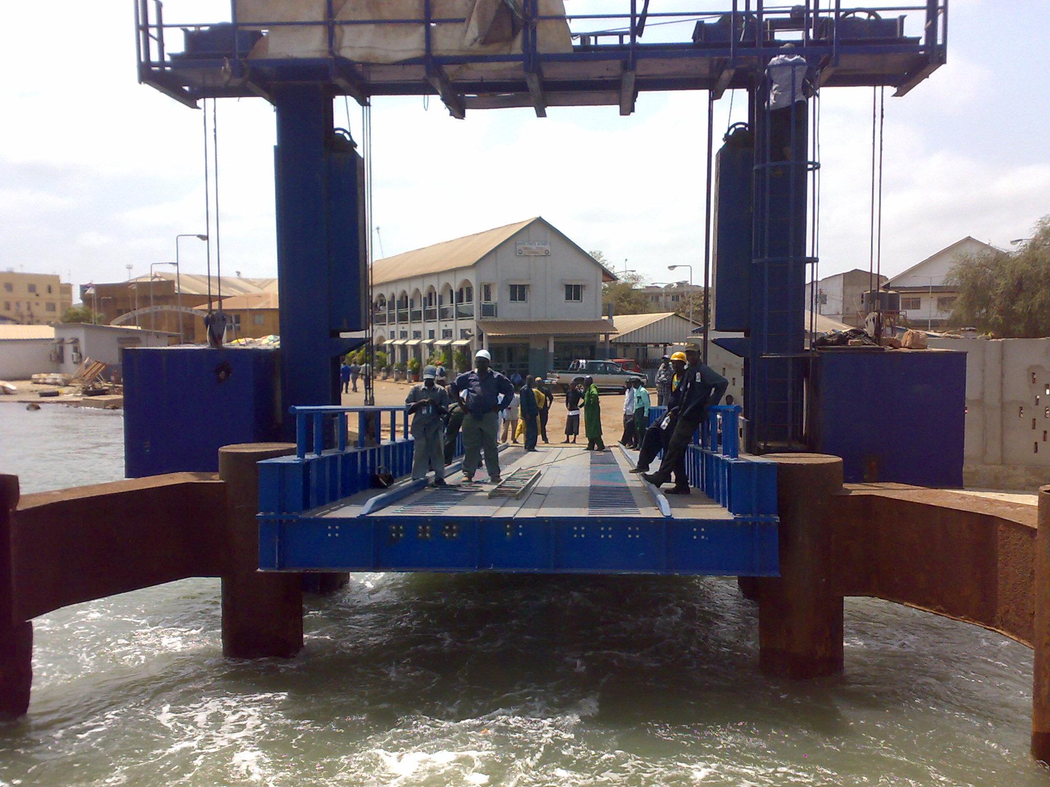 GLP-Bruggen, Damen, Gambia