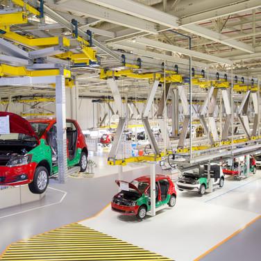 Production Facility, VW & Audi
