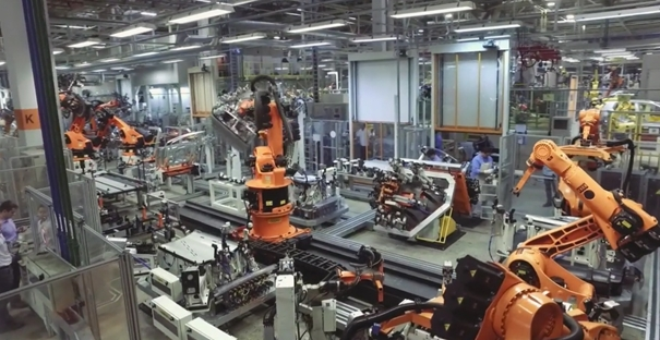 Production Facility, VW & Audi, Curi