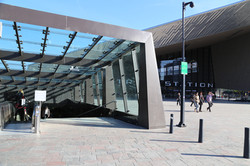 NS Central Station, Rotterdam