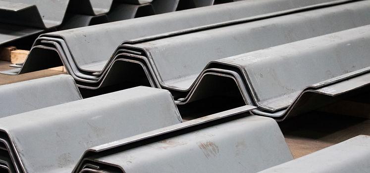 CPL plechy, Corrugated plates