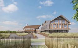 Waterrijk Resort, Oesterdam