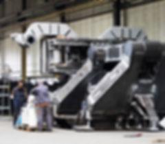 Konštrukcia pre New York Wheel, vyrobená v Stawi s.r.o