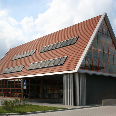 Nieuwbouw De Monnik Dranken, Oldenzaal
