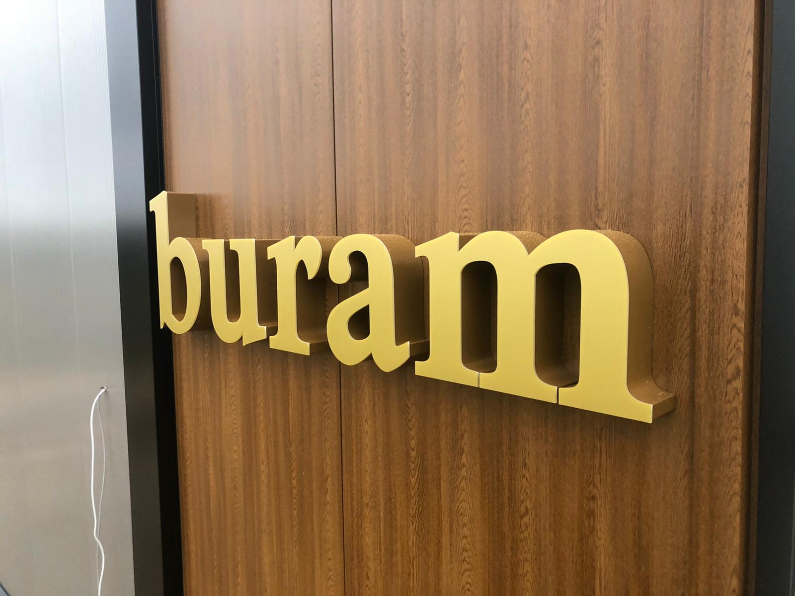 Buram