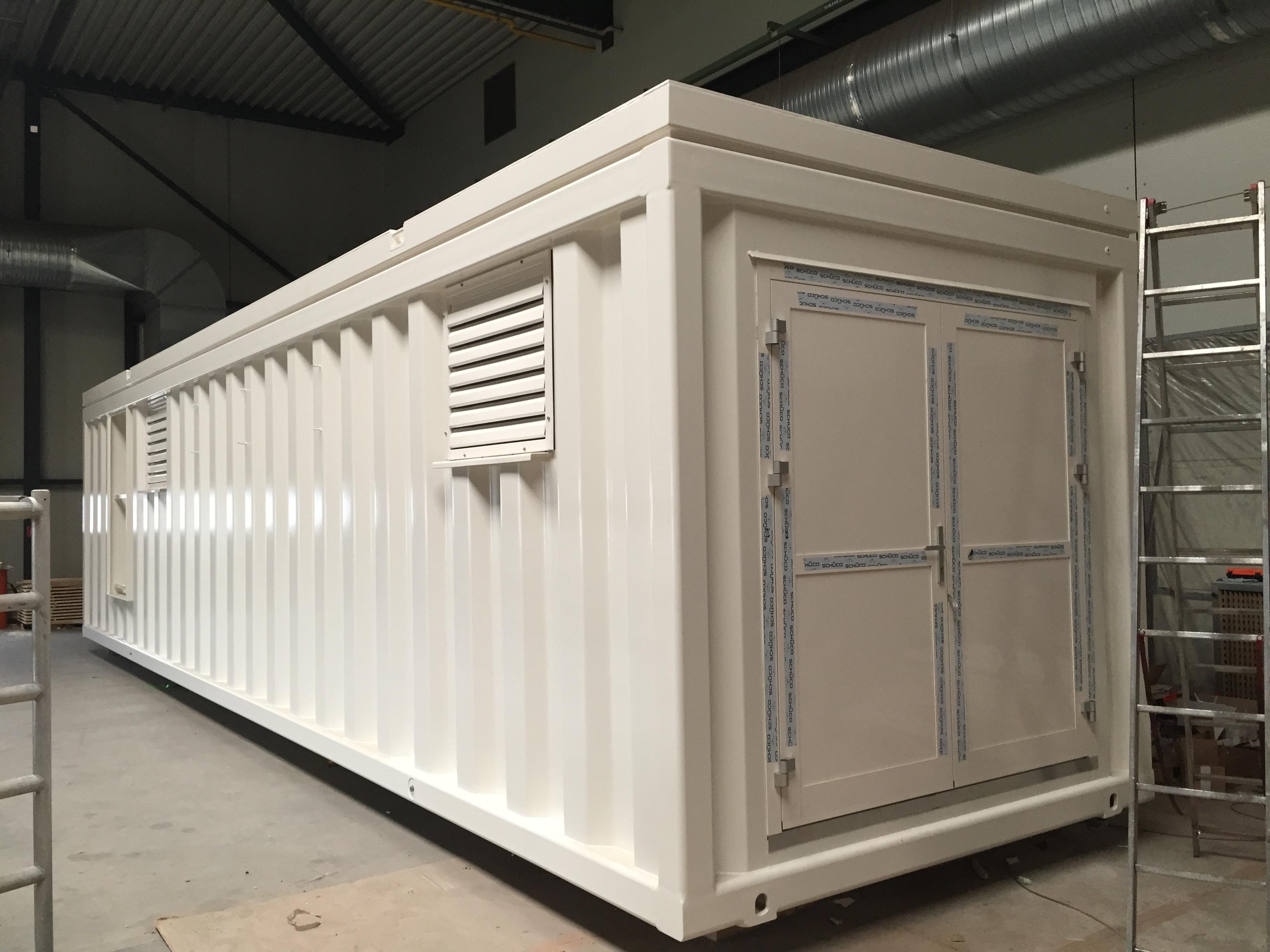 Noodcontainer