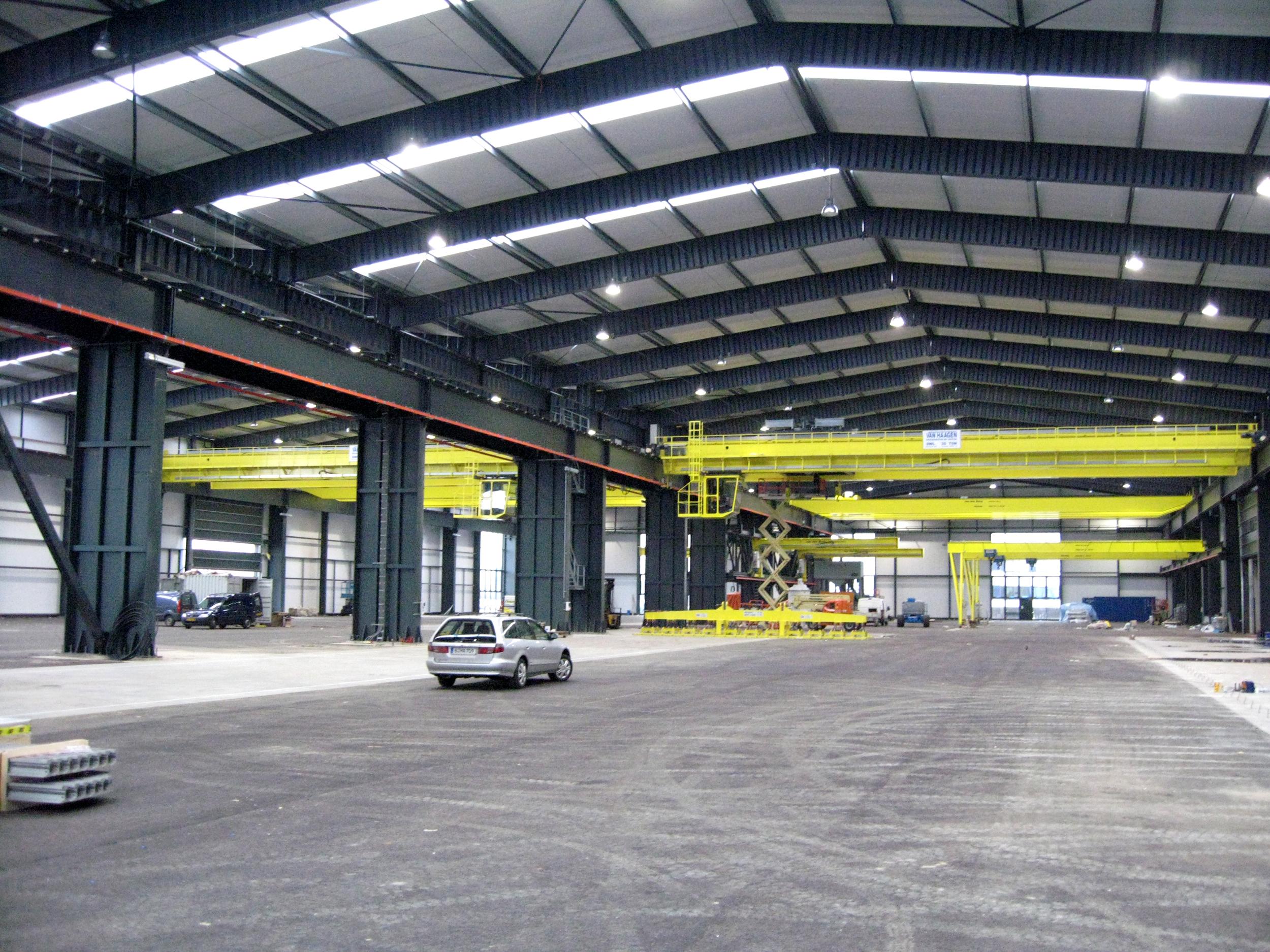 2 Europe Steel Center Moerdijk
