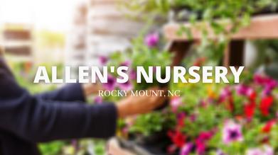 Allen's Nursery & Garden Center