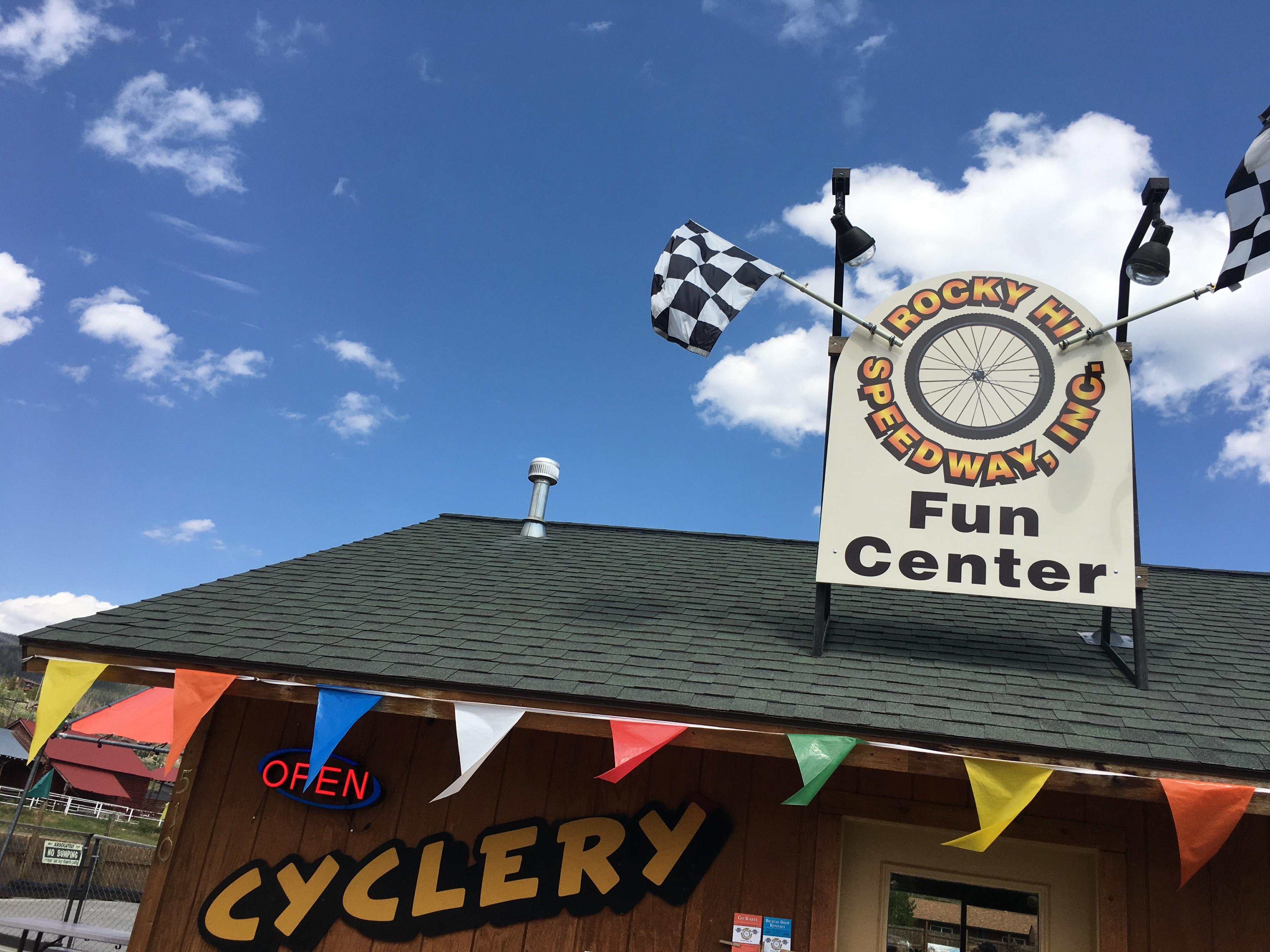 Grand Lake Fun Center