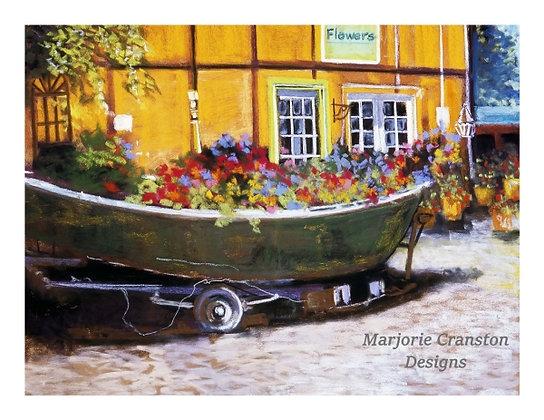 V194 - Flower Boat