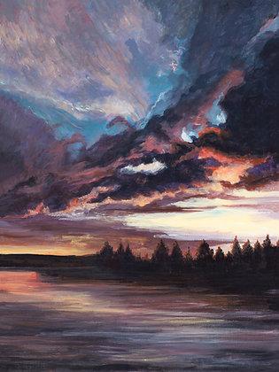 V139 - Dark Sky Over Grand Lake