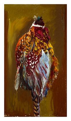 115 - Pheasant Tapestry