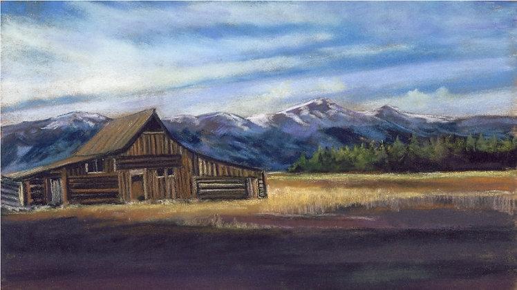 V113 - Western Barn
