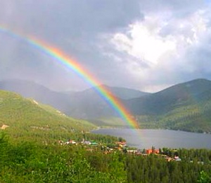 Grand Lake Rainbow