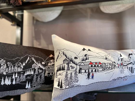 Custom Grand Lake Throw Pillows