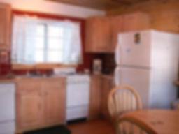 Brownie Cabin Kitchen