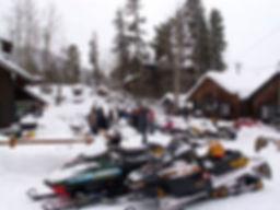 Grand Lake Winter