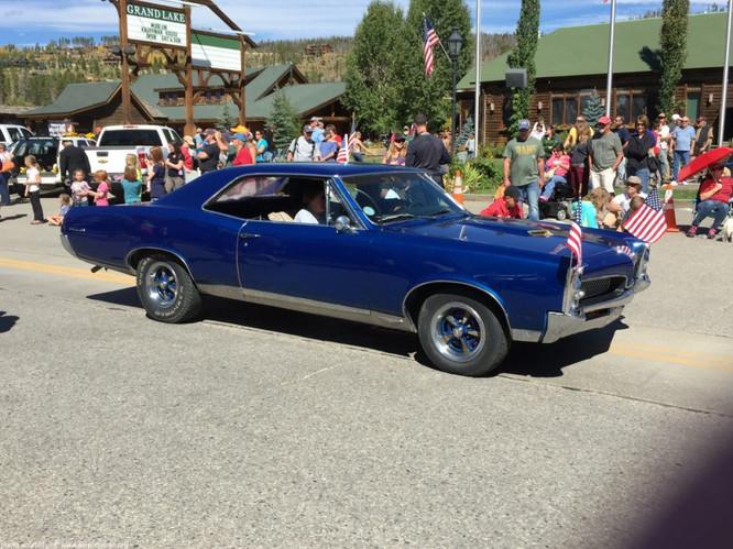 Grand Lake Constitution Week Parade 4