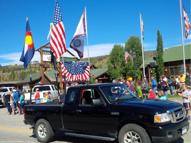 Grand Lake Constitution Week Parade 6