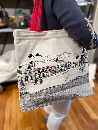 Custom Grand Lake Tote Bag