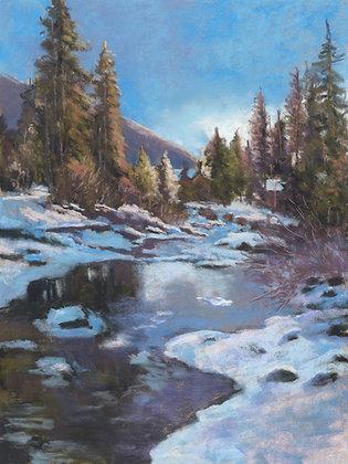 V153 - North Inlet Winter