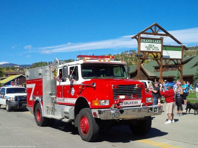 Grand Lake Constitution Week Parade 2