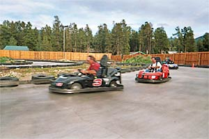 Grand Lake Go-Kart Racing