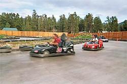 Grand Lake Go-Kart Racing