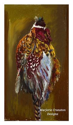 V119 - Pheasant Tapestry