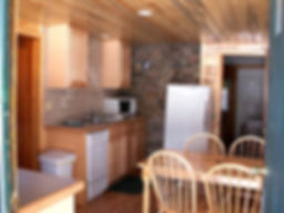 Schooner Cottage Kitchen