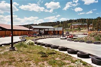 Go-Kart Track in Grand Lake