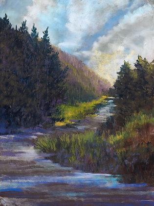 V135 - Cabin Creek