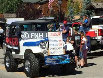 Grand Lake Constitution Week Parade 8